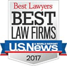 Best Lawyers Best Law Firms US News 2017.