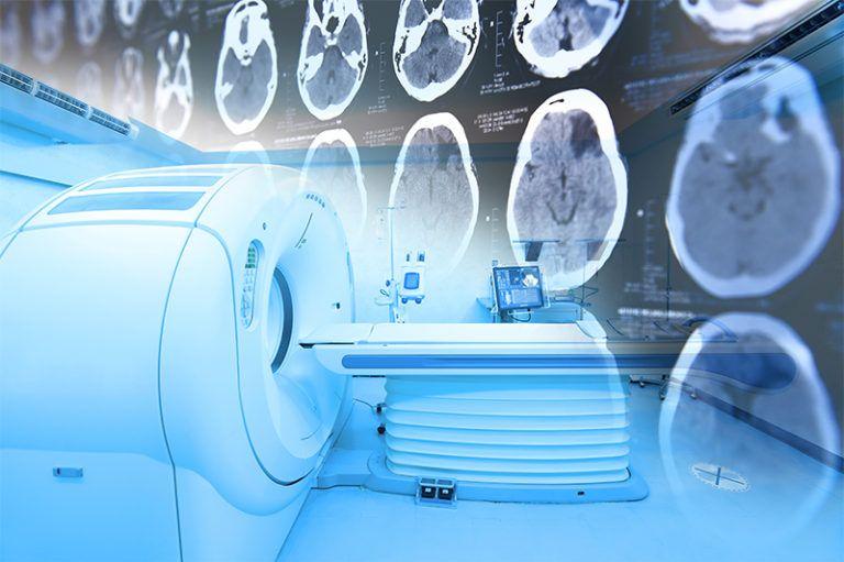 MRI Scanner Brain Injury And Concussion Attorneys Denver Colorado.